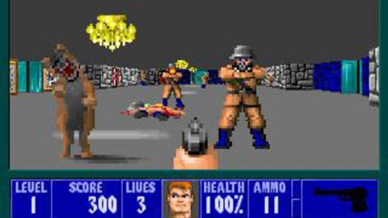 Wolfenstein 3D - Counter-Strike: Global Offensive