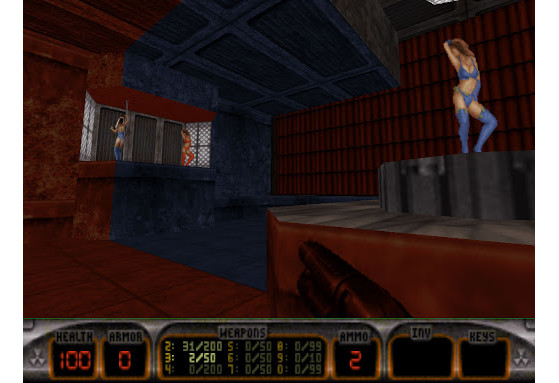 Duke Nukem 3D - Counter-Strike: Global Offensive
