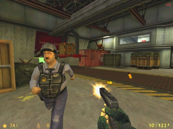 Half Life - Counter-Strike: Global Offensive