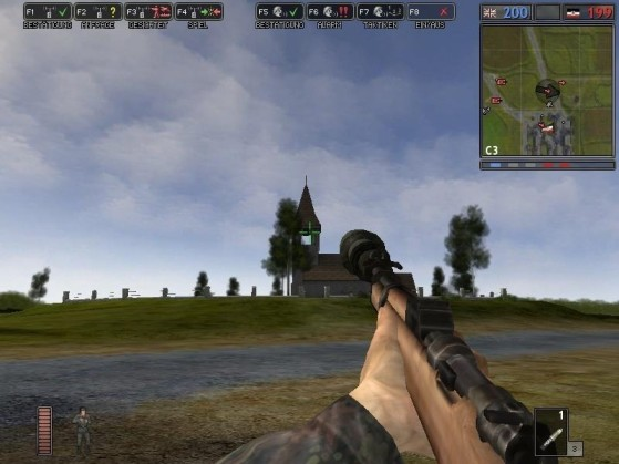 Battlefield 1942 - Counter-Strike: Global Offensive