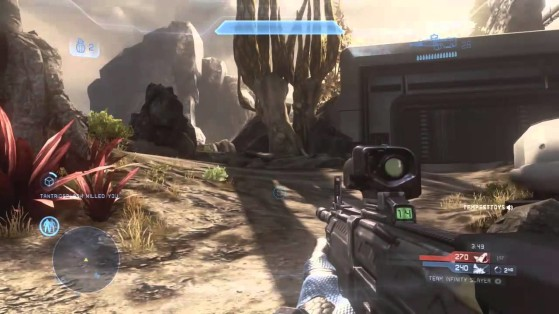 Halo 4 - Counter-Strike: Global Offensive