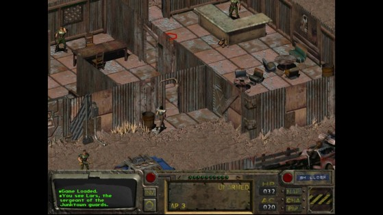 Fallout 1 antes de tornar-se FPS - Counter-Strike: Global Offensive