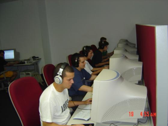 MIBR treinando com a SK Gaming, que estava no Brasil a convite de Paulo Velloso | Foto: Reprodução - Counter-Strike: Global Offensive
