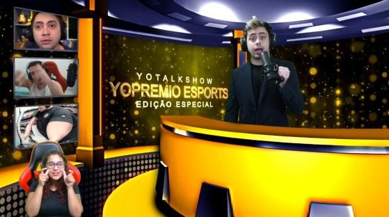 Yoda reúne mais de 500 mil espectadores durante YoPrêmio Esports