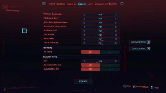 DLSS automático também ajuda a melhorar a performance de Cyberpunk 2077 nos PCs (Foto: Divulgação/CD Projekt Red) - Cyberpunk 2077