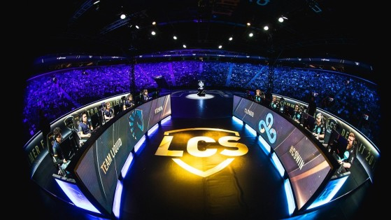 LoL: LCS 2021 estreia em janeiro com novo formato