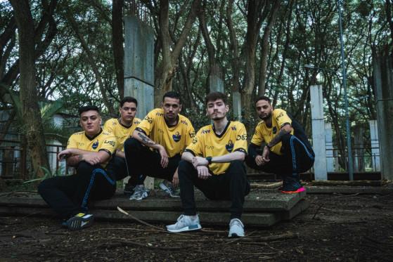 Valorant: Vivo Keyd anuncia nova line-up