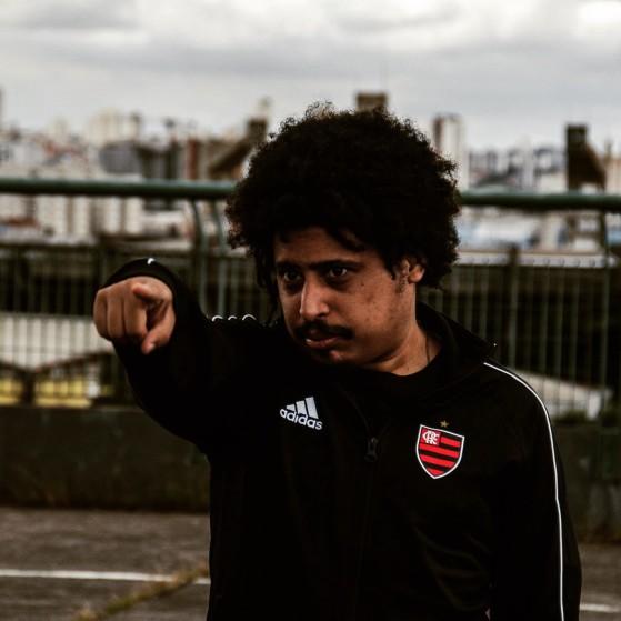 Davisito acredita na recuperação do Flamengo nos playoffs (Foto: Pedro Andrade) - League of Legends