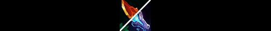 Lâmina Cálida / Lâmina Álgida - League of Legends