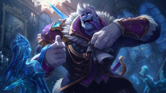 Mundo Príncipe Congelado - League of Legends