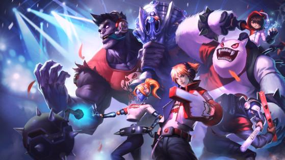 TPA Mundo (Legado) - League of Legends