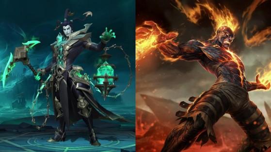 Wild Rift: Thresh, Akshan, Brand e Nunu serão os próximos campeões do jogo