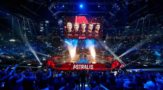 Astralis venceu os três últimos Majors de CS:GO (Foto: Divulgação/StarLadder) - Counter-Strike: Global Offensive