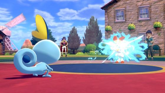 Pokémon Sword and Shield