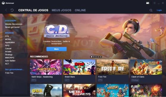 Emulador Gameloop - PUBG