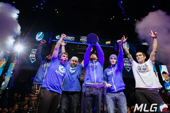 Luminosity Gaming campeã da MLG Columbus Major 2016 | Foto:  MLG/Reprodução - Counter-Strike: Global Offensive