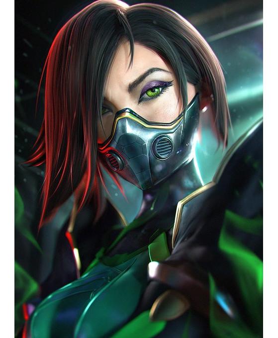 Viper | Foto: SevenBees/Reprodução - League of Legends
