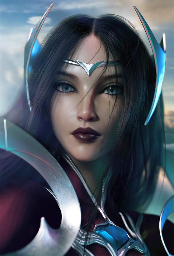 Irelia | Foto: SevenBees/Reprodução - League of Legends