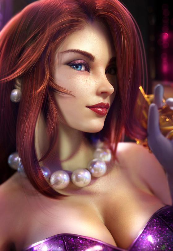 Miss Fortune Agente Secreta | Foto: SevenBees/Reprodução - League of Legends