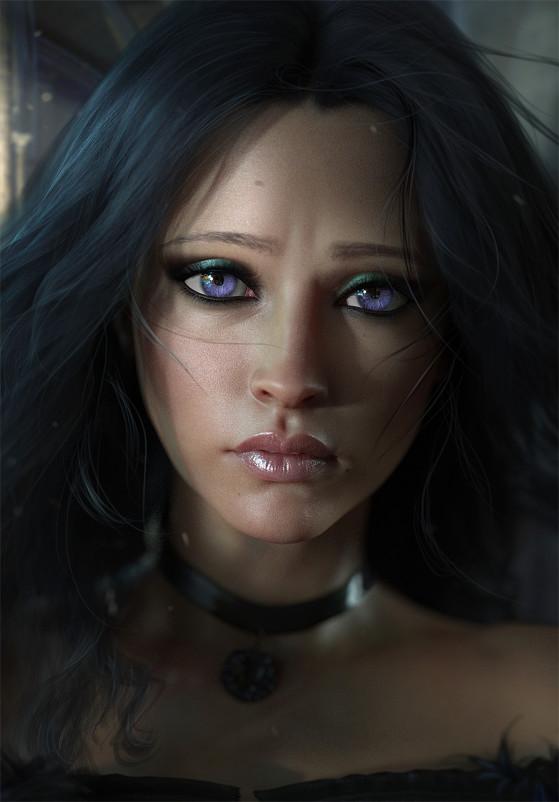 Yennefer de The Witcher | Foto: SevenBees/Reprodução - League of Legends