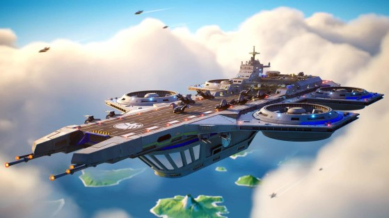 Fortnite: Peixes, poderes e tudo sobre a Temporada 4