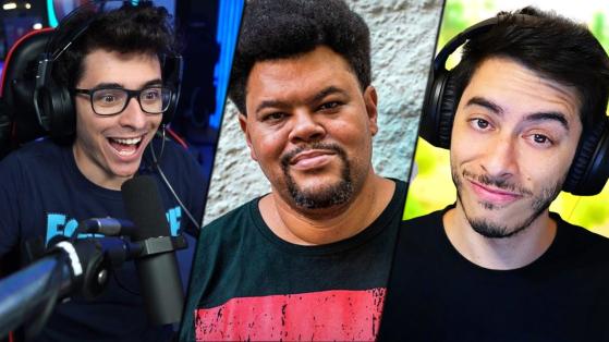 Fortnite: Ator Babu Santana jogará com Flakes e Patriota em transmissão ao vivo