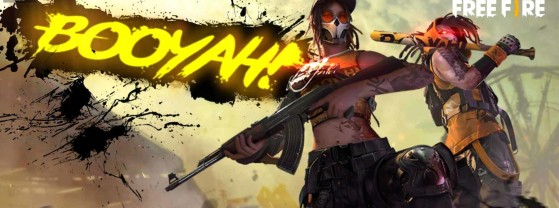 Free Fire: Evento Dia do Booyah! dará skins e mais itens grátis