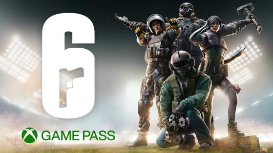 Rainbow Six Siege chegará ao Xbox Game Pass em 22 de outubro