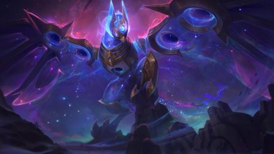 Anivia Cósmica | Foto: Riot Games/Reprodução - League of Legends