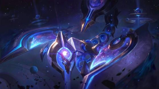 Skarner Cósmico | Foto: Riot Games/Reprodução - League of Legends