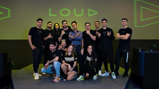 LOUD inaugura arena de esports e eventos em São Paulo