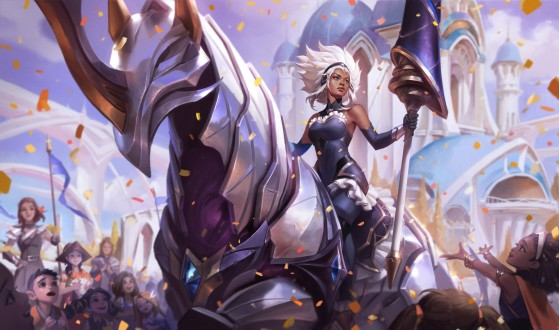 Rell Rainha de Batalha   Foto: Riot Games/Reprodução - League of Legends