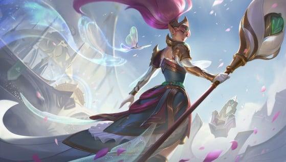 Janna Rainha de Batalha   Foto: Riot Games/Reprodução - League of Legends