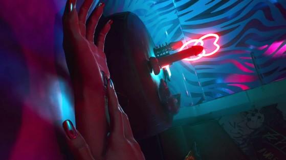 Cyberpunk 2077: Itens eróticos espalhados por Night City são removidos