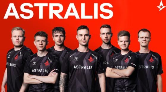 Mesmo com oscilações ao longo do ano, Astralis terminou a temporada como melhor time do mundo (Foto: Divulgação/Astralis) - Counter-Strike: Global Offensive