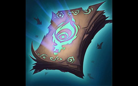Antigo ícone do item Capítulo Perdido | Foto: Riot Games/Reprodução - League of Legends