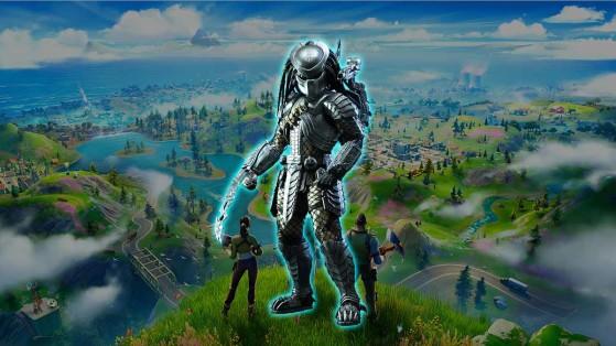 Fortnite pode receber skin de Predador em breve