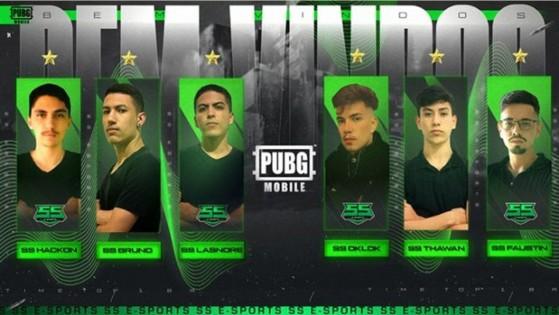 PUBG Mobile: SS e-Sports anuncia line-up e entrada no competitivo