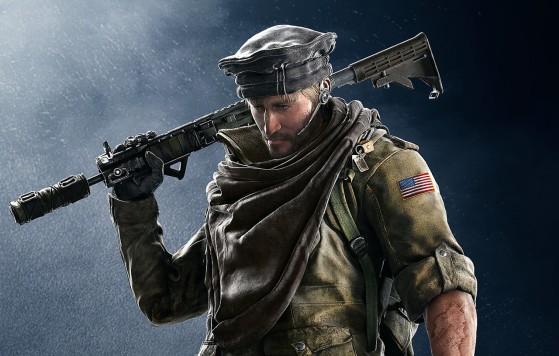 Maverick é o segundo operador de ataque mais banido na maiora das ligas - Rainbow Six Siege