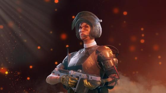 Mira é a terceira operadora mais banida na maioria das ligas - Rainbow Six Siege