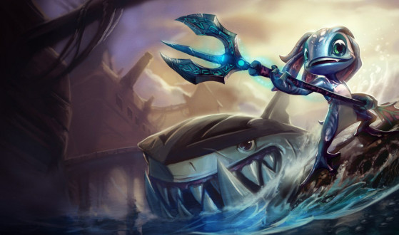 Fizz: Runas, builds e guia do campeão do LoL para a rota do meio