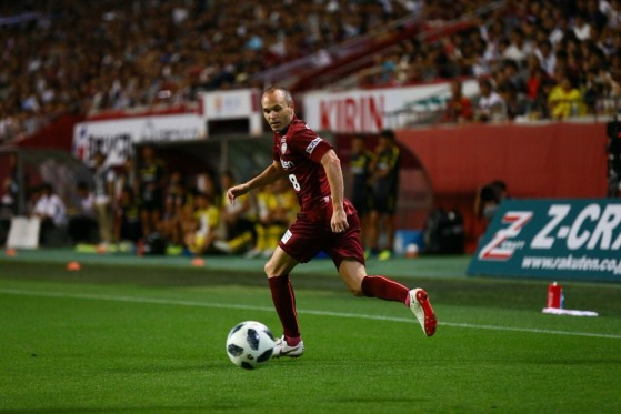 Mesmo veterano, Iniesta ainda pode ser uma excelente adição ao meio-campo de muitas equipes no FIFA 21 - FIFA