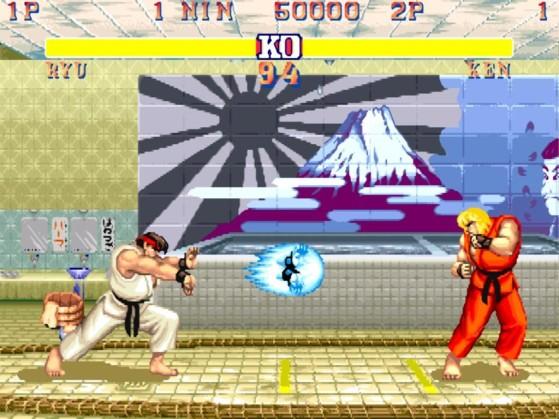 Ryu e Ken eram, essencialmente, o mesmo personagem em Street Fighter II - Jogos de Luta