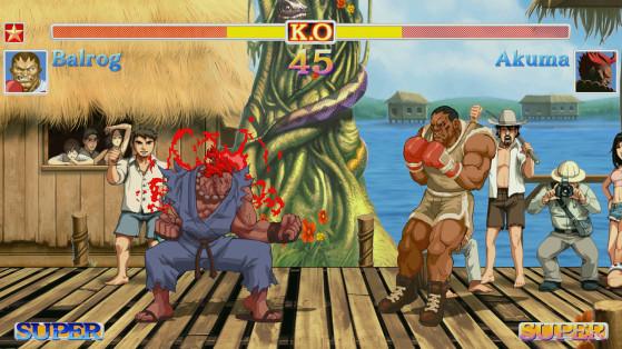 Versões mais recentes de Street Fighter adotaram gráficos em HD e novo estilo de arte - Jogos de Luta