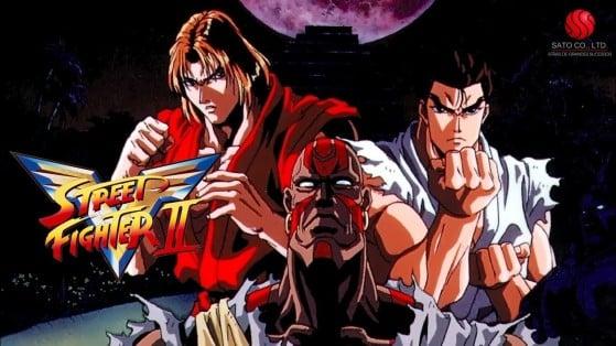 Street Fighter II Victory é a melhor série animada da franquia - Jogos de Luta