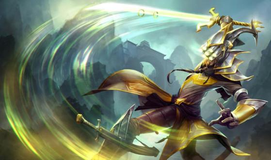 Master Yi: Runas, builds e guia do campeão do LoL para jogar como caçador