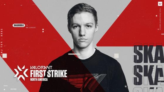Skadoodle no Valorant | Foto: Riot Games/Reprodução - Counter-Strike: Global Offensive