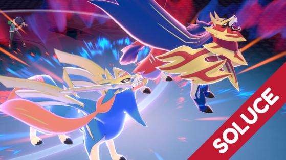 Pokémon Sword and Shield: Tutorial, Parte 18, De Wyndon a Hammerlocke, Leon e Lendários