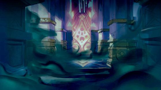 A ruína chega até Runeterra — Foto: Riot Games/Divulgação - League of Legends