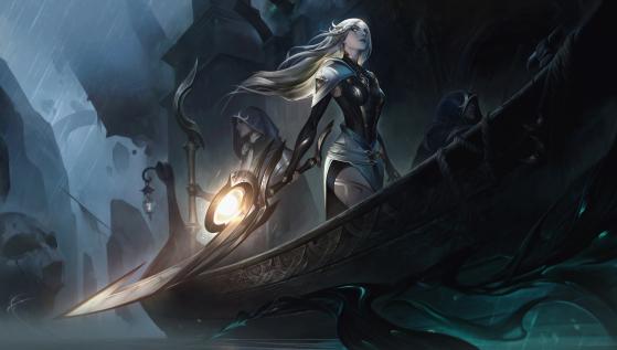 Diana Sentinela  — Foto: Riot Games/Reprodução - League of Legends